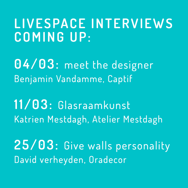 Livespace interviews coming up